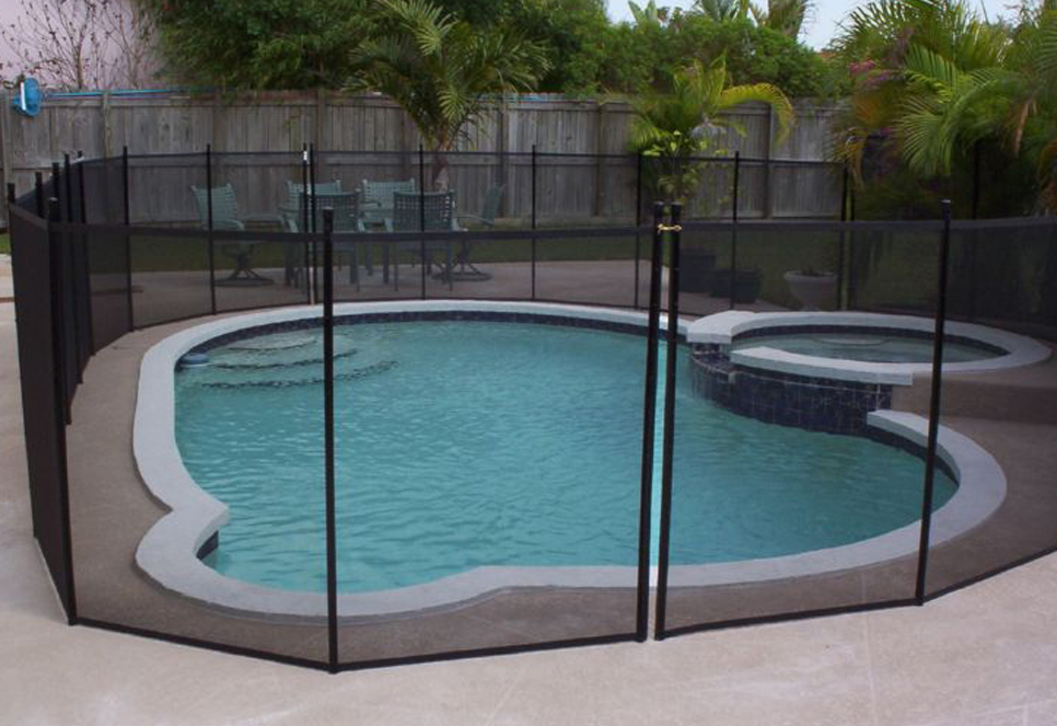 Kinderguard Pool Fence - Residential & Commercial Pool Fences